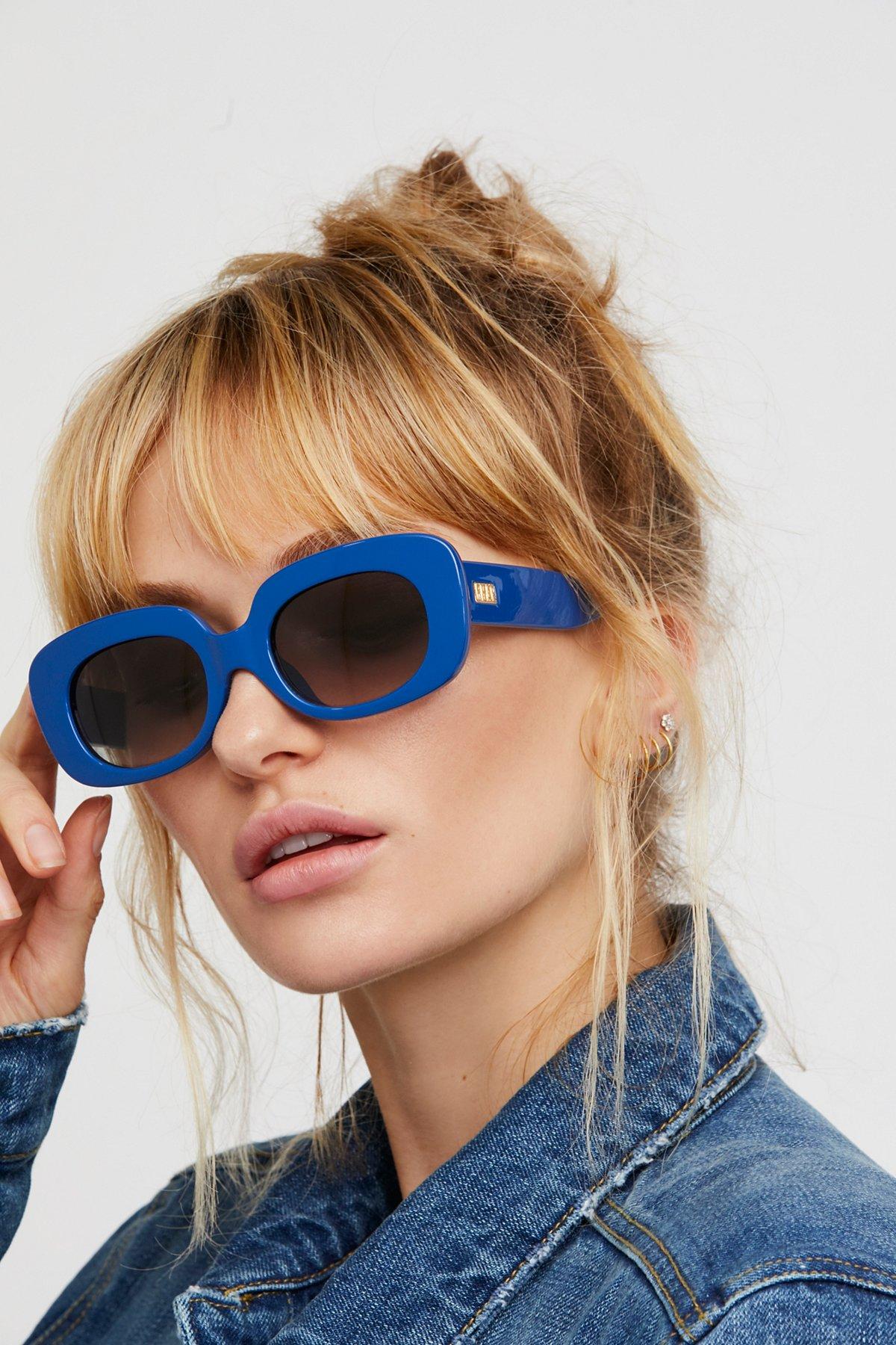 The Velvet Mirror Sunglasses