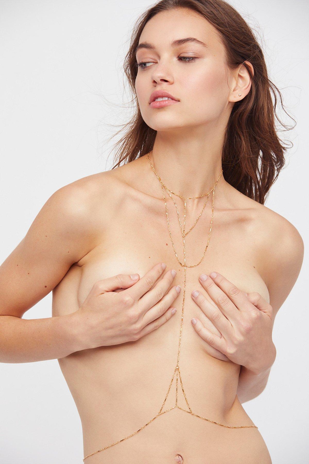 Isadora Delicate Chain Harness