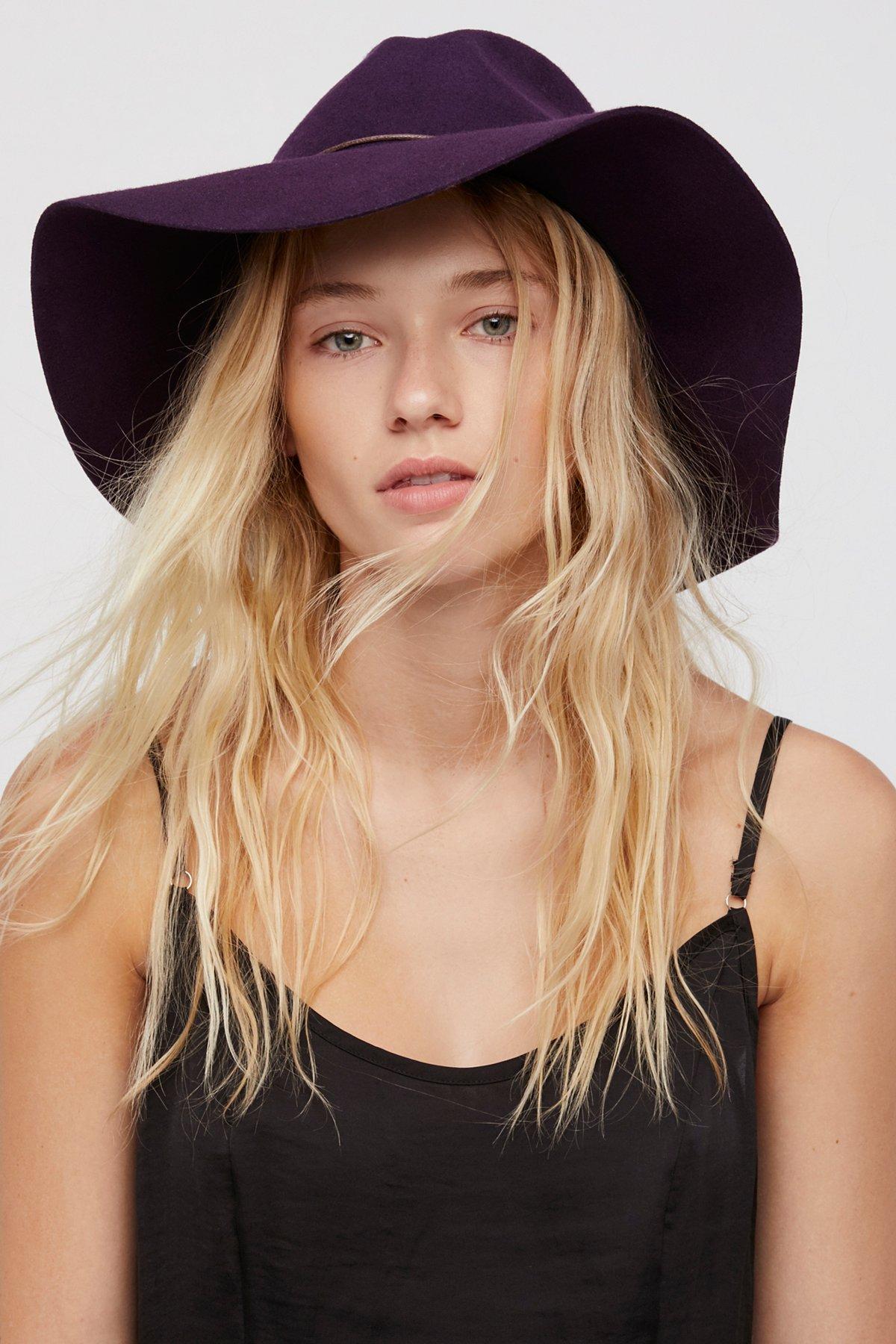 Willow Felt Hat