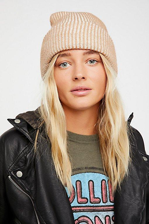 Product Image: Hotline罗纹针织帽
