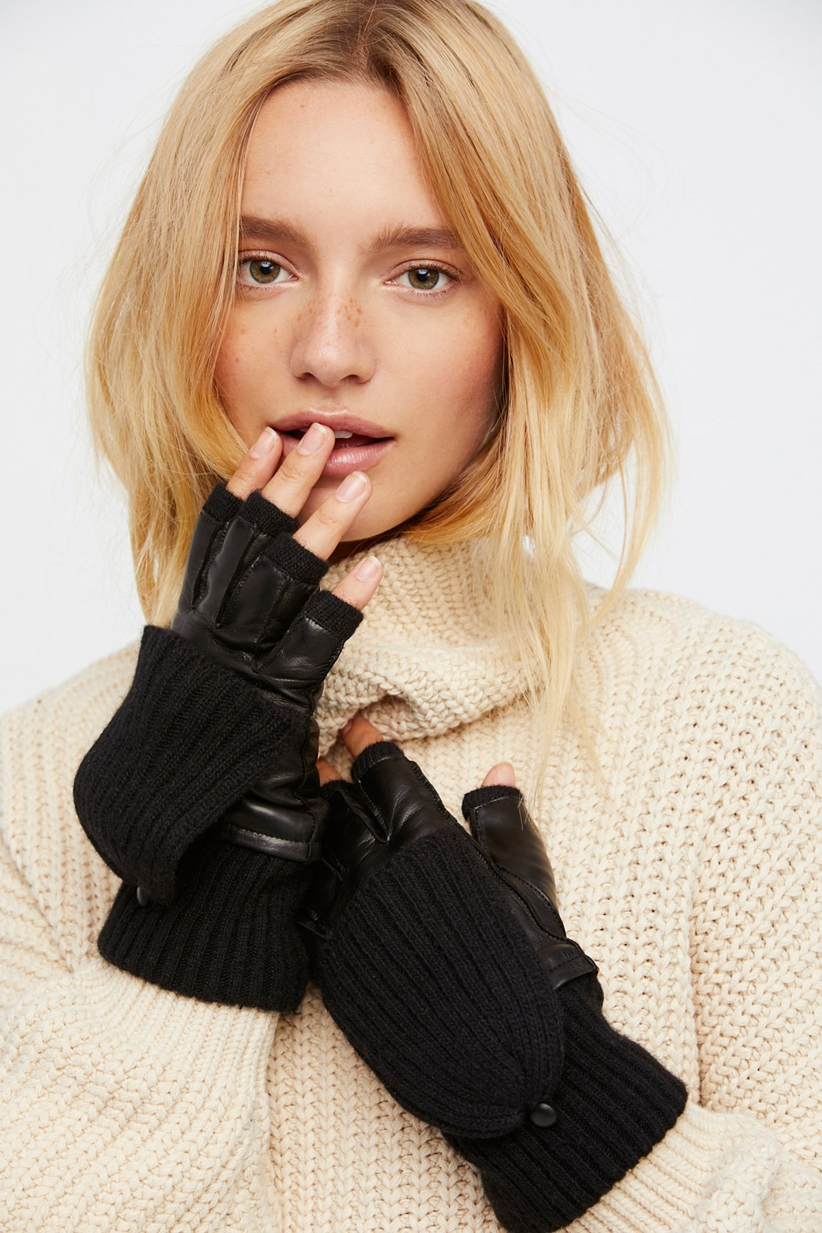 Silver Lining Pop-Top Glove