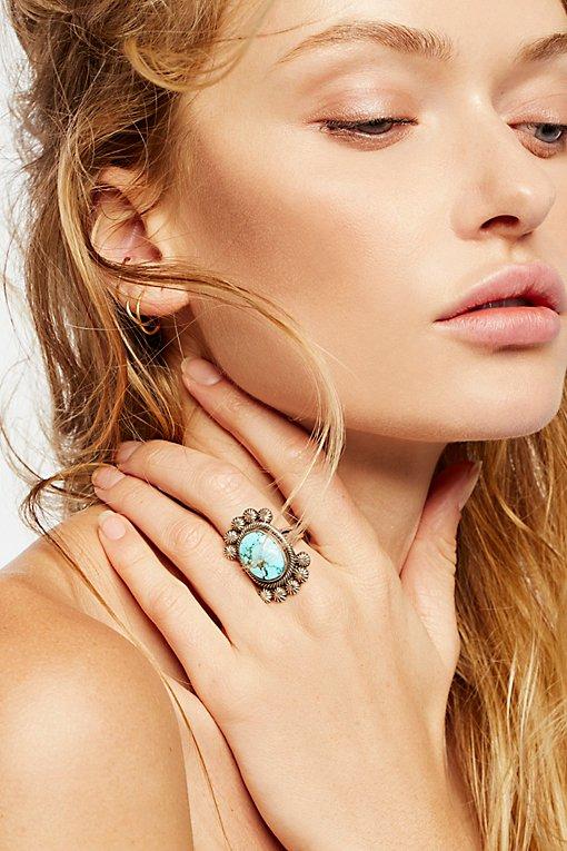 Product Image: China Mountain Turquoise Ring