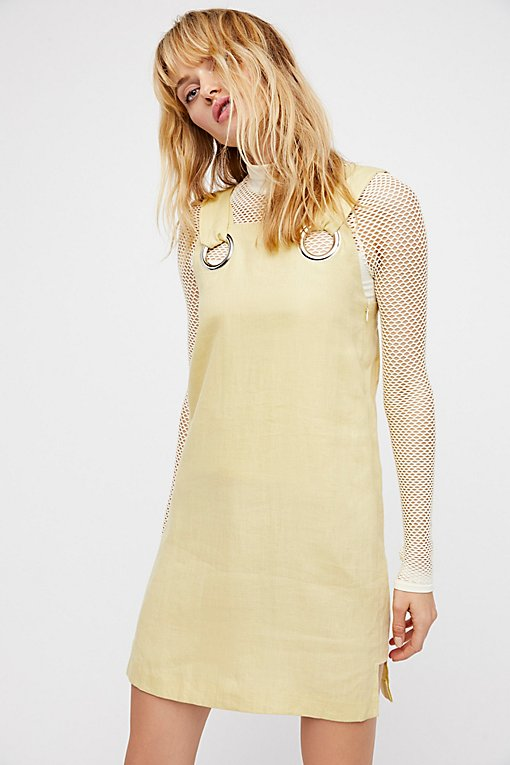 Product Image: The Linen Shift Dress