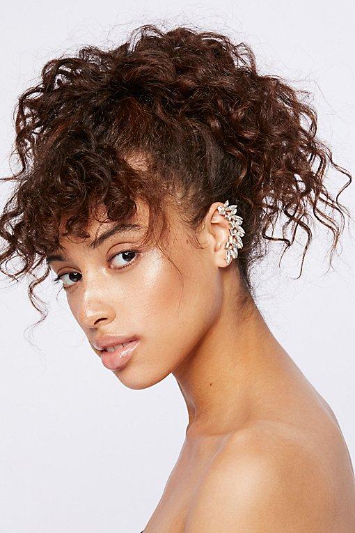 Product Image: Shape Crystal Ear Cuff