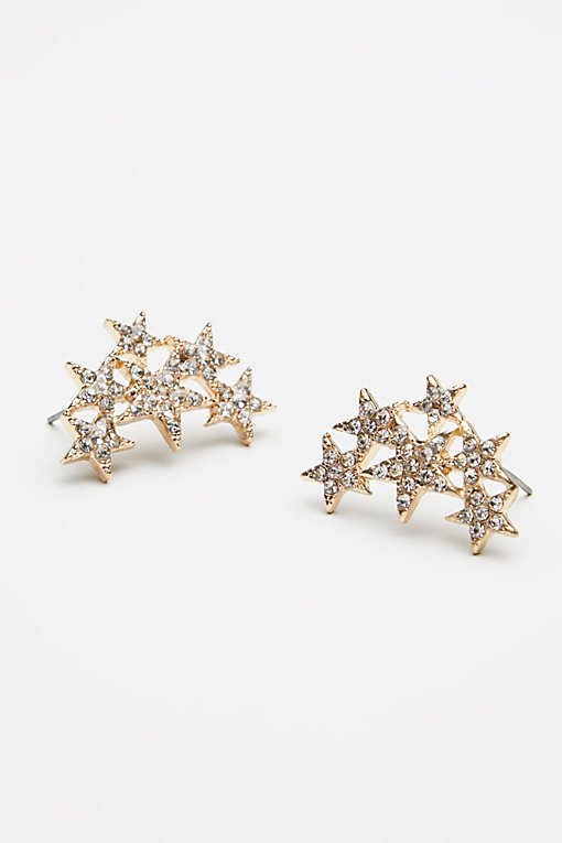 Product Image: Star Cluster Earrings