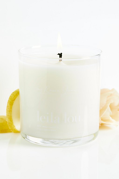 Product Image: Soy Wax Candle By Rosie Jane