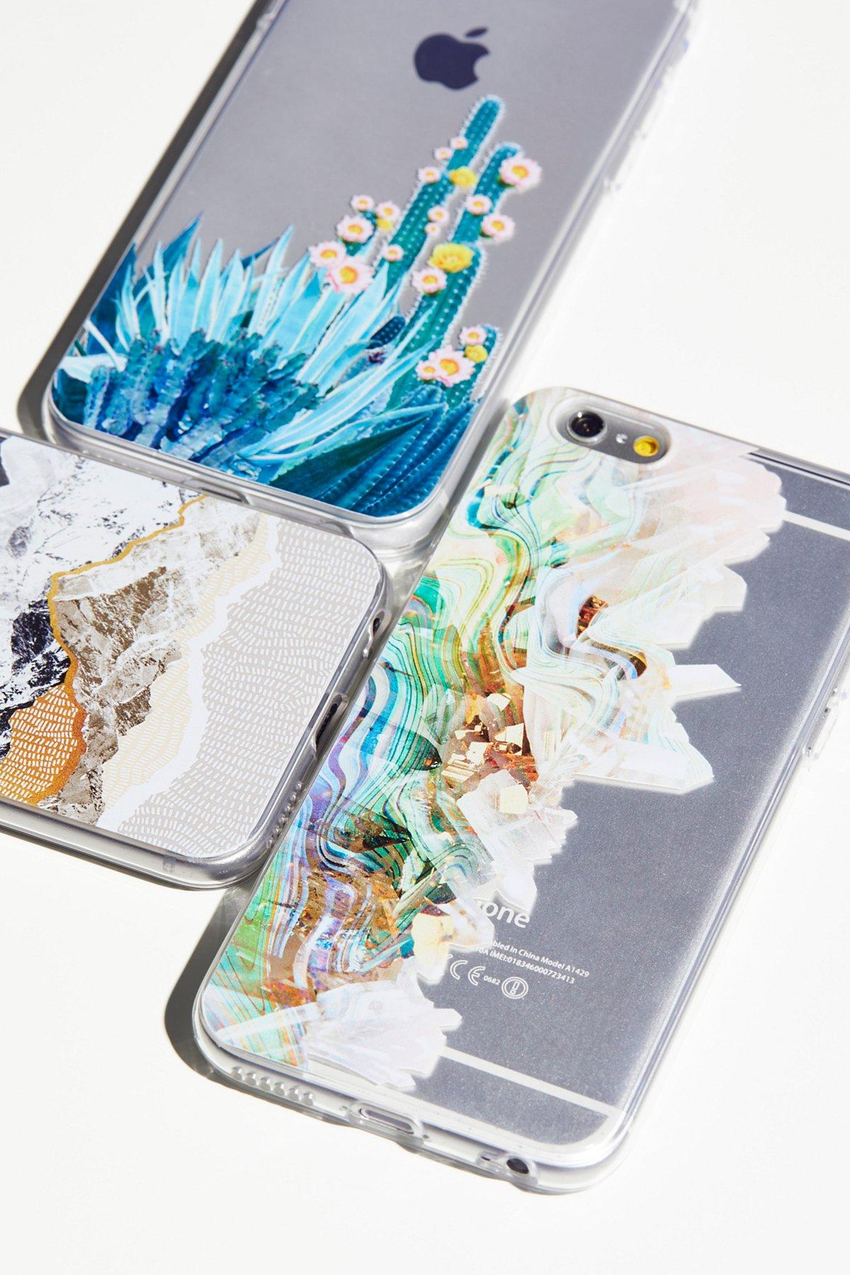 Technicolor Iphone手机壳