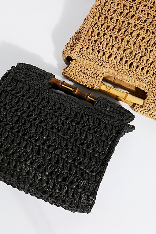 Dreamland Straw Clutch